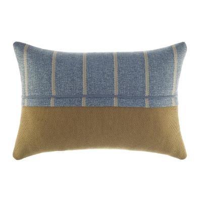 Croscill Captains Quarters Boudoir Pillow, Blue