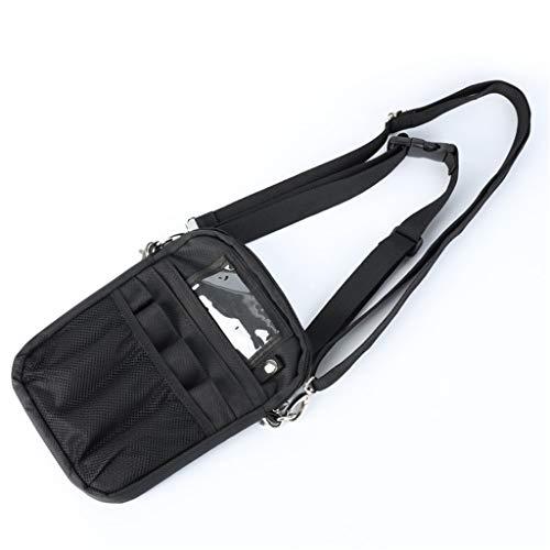 WDFVGEE Nursing Bags Nurse Fanny Pack, Medica Belt Utility Kit, Nursing...