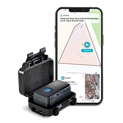 Spytec GL300 4G LTE Mini Real-Time GPS Tracker + M2 Magnetic Case Bundle