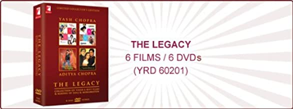 The Legacy Yash Chopra & Aditya Chopra Collection of their 12 Best Films