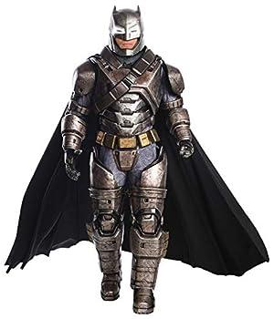 Rubie s mens Batman V Superman  Dawn of Justice Supreme Edition Armored Batman Adult Sized Costume Black Standard US