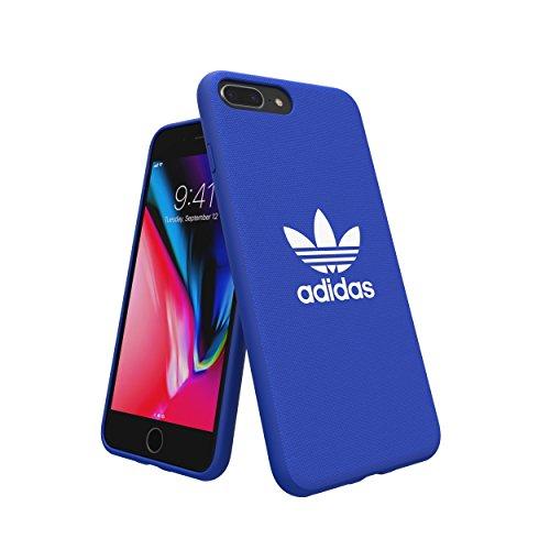 adidas Originals - Carcasa para iPhone 8 Plus, Color Azul