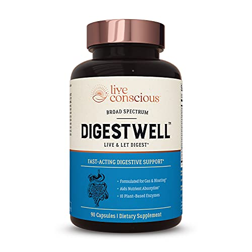 DigestWell Immediate Relief - Fast-Acting...
