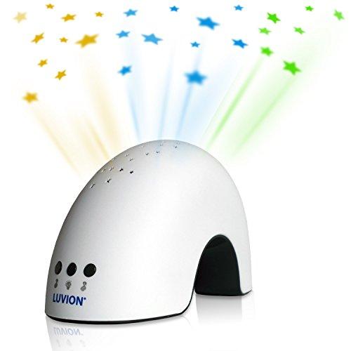 Luvion Arc - Baby Sterrenhemel Projector met Muziek - LED Nachtlampje
