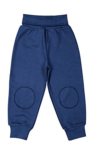 Baby Sweet Pantalon Bleu Taille 62/68 Bio