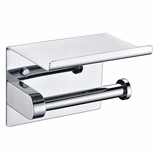 XY&XH 304 Porte-Serviettes de lumière Pendentif en métal carré en Acier Inoxydable de Papier à usages Multiples, Dimensions: 100 * 100 * 130 (mm)