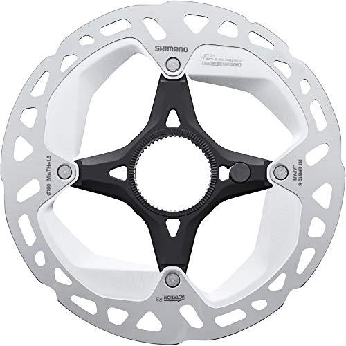 CYCLING_EQUIPMENT Disco 160mm Center Lock (E) RT-EM810 Ice-Tech Freeza, Adultos Unisex, Gris (Gris), Talla Única