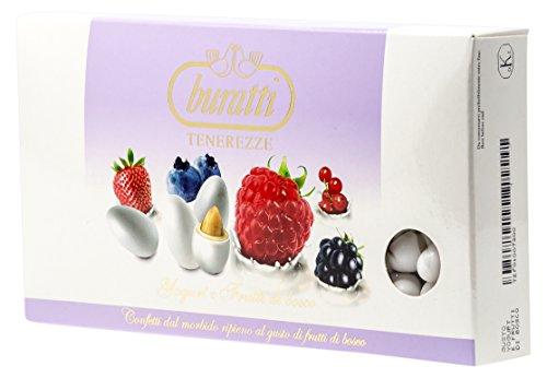 Buratti Confetti Tenerezze Yogurt Frutti di Bosco - 1 kg