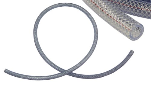 ATP Rein-Flex NSF 61 PVC Plastic Tubing, Clear, 3/16