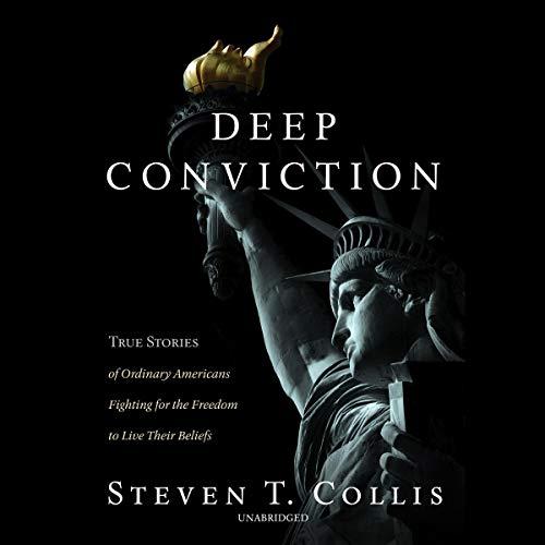 Deep Conviction audiobook cover art