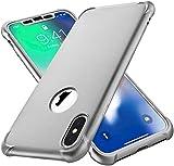 ORETECH Kompatibel mit iPhone XS MAX Hülle, mit [2X
