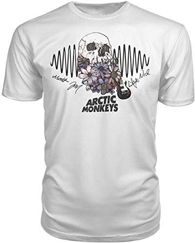 Leet Group Arctic Monkeys Signatures T-Shirt