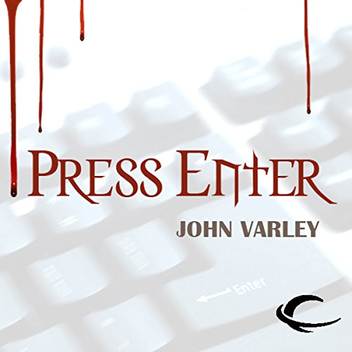 Press Enter audiobook cover art