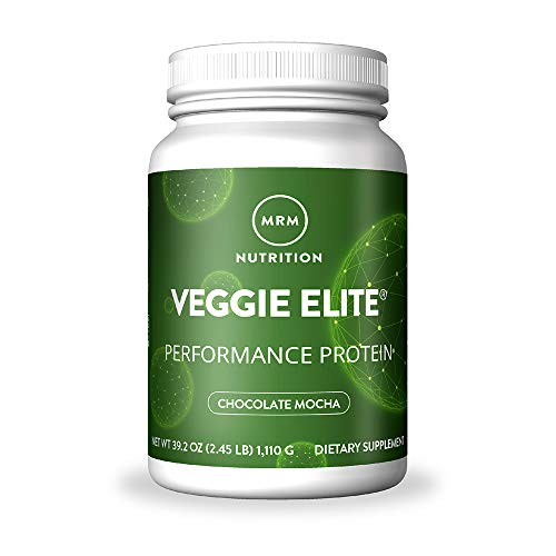 MRM Veggie Elite Protein – Chocolate Mocha, 2.45 Pound