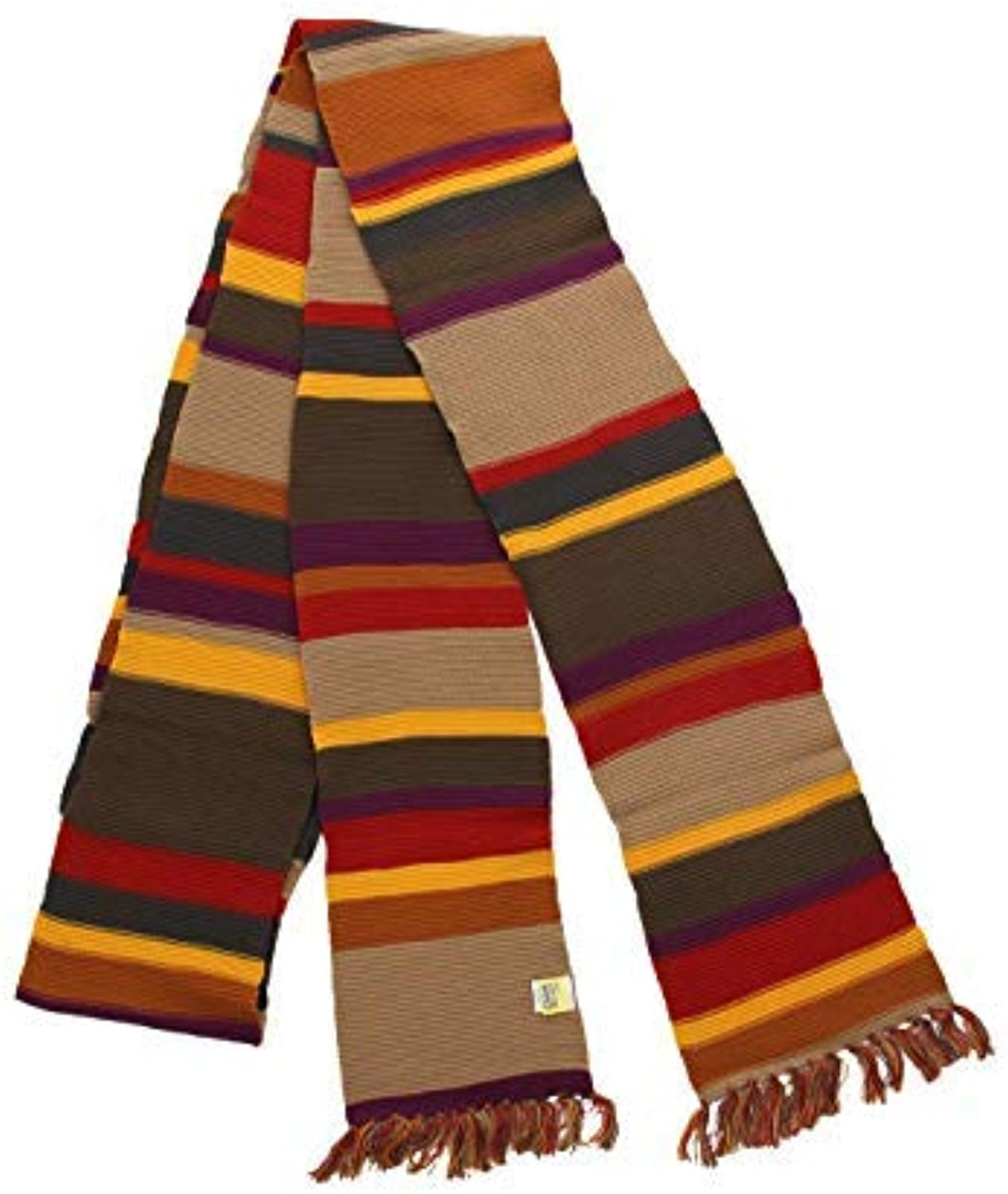 Elope Fourth Doctor Premium Scarf