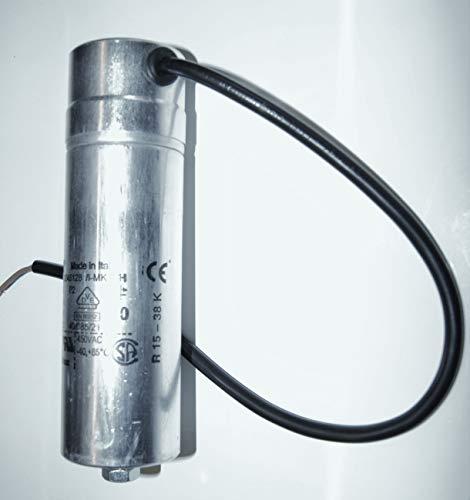 Kondensator 10µF für Betonmischer Lescha/Atika/Bauknecht und andere