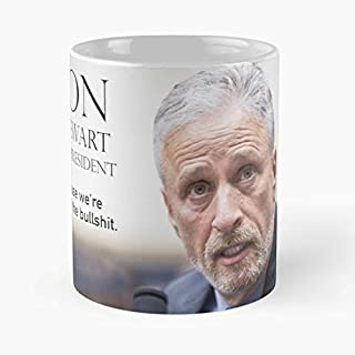 Jon Stewart For President Vote 2020 Campaign C The Best Selling Tea Coffee Mug Ever