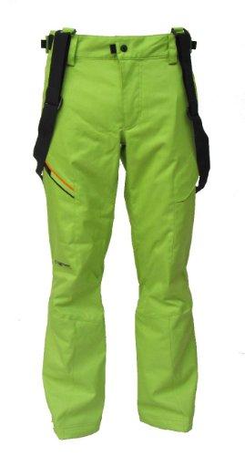SVANTE Ziener Herren Ski-Snowboard Hose Lime 46-56