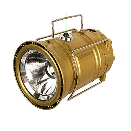 Solar Ground Light Solar Outdoor Waterproof Camping Lantern Flashlights Solar Tent Light Gear Equipment For Outdoor Hiking Emergencies Lamp