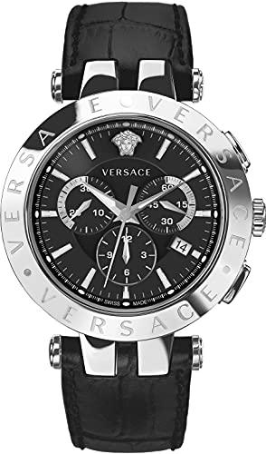 Versace VERQ00520 V-Race Heren horloge 42 mm