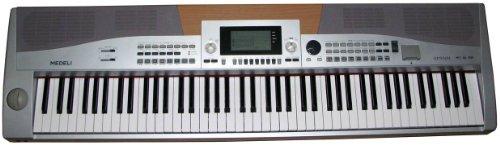 Pianoforte digitale tasti pesati con accompagnamenti Medeli