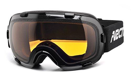 Photochromatische Skibrillen Arctica G-100F Photochrome Selbsttönende Glass Anti-Nebel