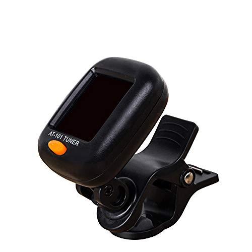 Clip display LCD Guitar Tuner clip Chromatic Tuner professionista LED On Tuner Instruments Accessori per Chitarra Basso Violino Ukulele AT-101 Type Utile durevole
