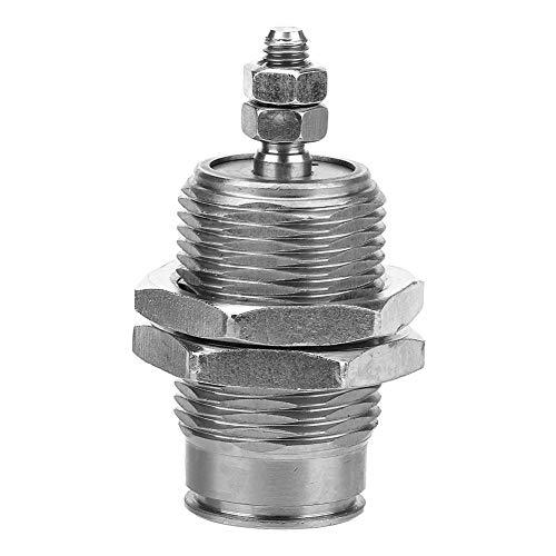 CJPB Gewindebolzen Kleiner Zylinder Einfachwirkender Mini Pneumatikzylinder in Nadelform für Positioniervorrichtungen(CJPB15*15)