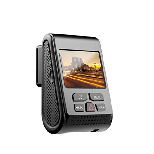 ABWIGS Dash CAM Car Dvr Video Recorder para El Registrador del AutomóVil VisióN Nocturna CáMara HD Coche con Modo De Estacionamiento Grabador De ConduccióN De AutomóVil