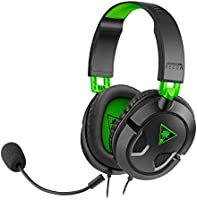 Turtle Beach Recon 50X Black & Green (PS5, PS4, Xbox Series XIS, Xbox One, Switch, PC, Mobile)
