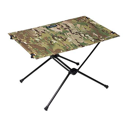 Helinox Table One Hard Top,Campingtisch,Falt-Tisch,Hard Top,leicht,stabil,faltbar,inkl Tragetasche,Multicam,one Size