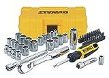 DEWALT DWMT81611T 50 Pieces Mechanics Tool Set