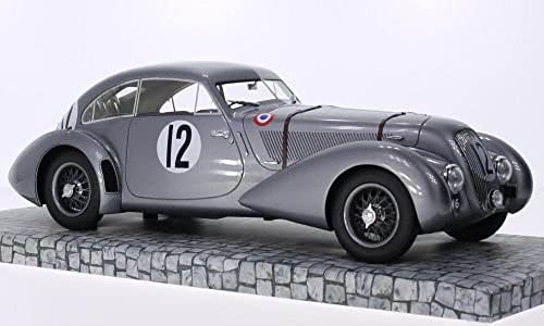 BentLey Embiricos Corniche, RHD, No.12, 24h Le Mans, 1950, voiture miniature, Miniature déjà montée, Minichamps 1 18