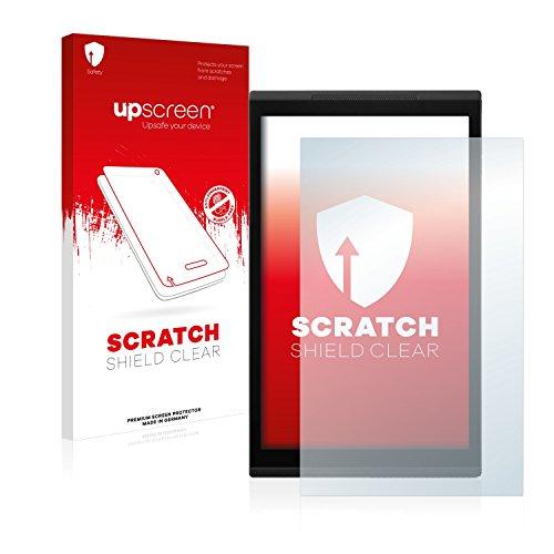 upscreen Schutzfolie kompatibel mit Medion Lifetab S10351 (MD 99666) – Kristallklar, Kratzschutz, Anti-Fingerprint