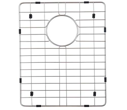 """Starstar Sinks Protector Stainless Steel Kitchen/Yard/Bar/Laundry/Office Bottom Protector Grid, Rack For The Sink (16"""" x 14"""")"""