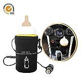 Duhe Heizgerät-Adapter für Babymilchflasche, 12 V, sichere konstante Temperatur, Auto-Milchwärmer