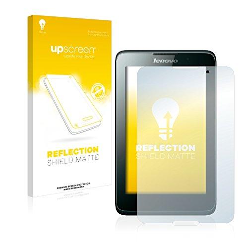 upscreen Entspiegelungs-Schutzfolie kompatibel mit Lenovo Tab A7-40 – Anti-Reflex Bildschirmschutz-Folie Matt