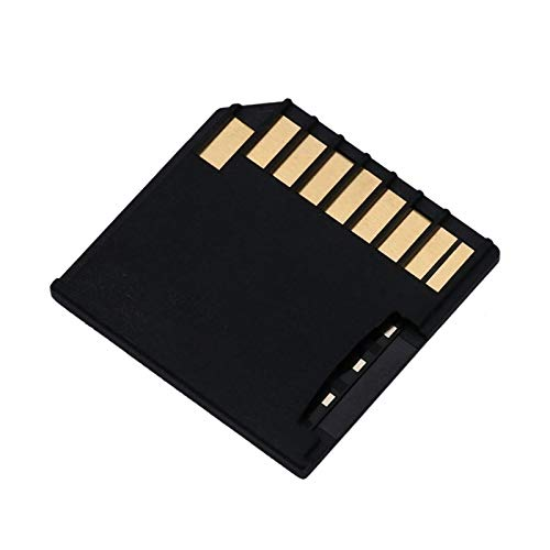 LWSJ Adaptador de Tarjeta de Memoria Ingelon MicroSD a SD Adaptter Stealth Drive para MacBook Air Air 13-Pulgada y MacBook Pro 15-Inch Retina Drive Adapter