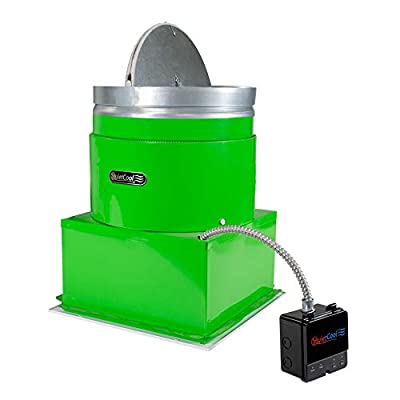 QuietCool GA ES-1500 Garage Ventilation Fan Model