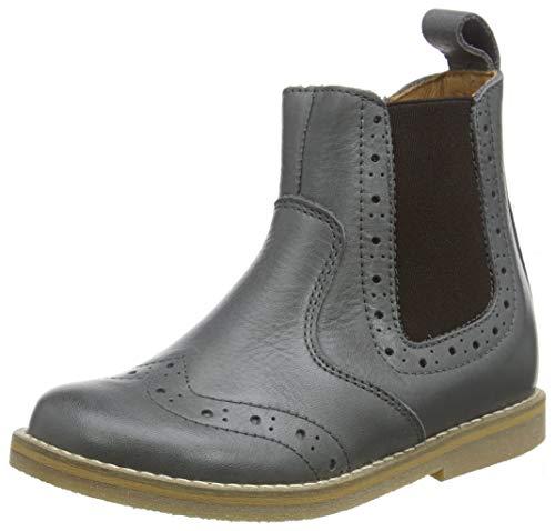 Froddo Unisex-Kinder G3160100 Chelsea Boots, Grau (Grey I08), 32 EU