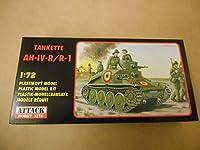 1/72 アタック ルーマニア プラガ AH-IV-R/R-1軽戦車