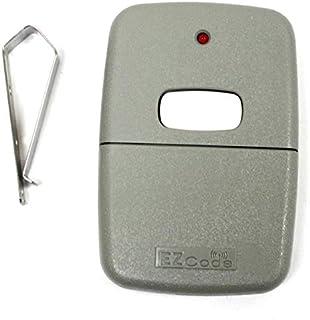 10 Digit Comp EZ Code M300 Garage Door and Gate Door Opener Remote Control