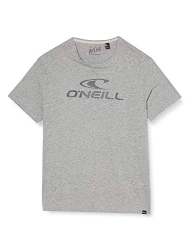 O'NEILL N02300-8001 T-Shirt Homme Silver Melee FR : L (Taille Fabricant : L)