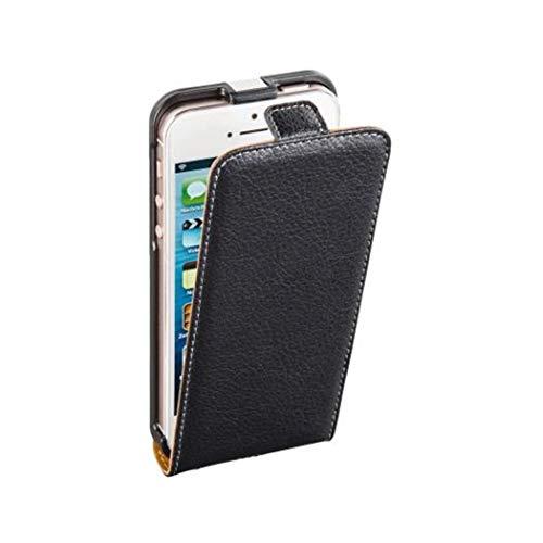Hama Smart Case Flip Case Apple iPhone 5, iPhone 5S, iPhone SE Schwarz