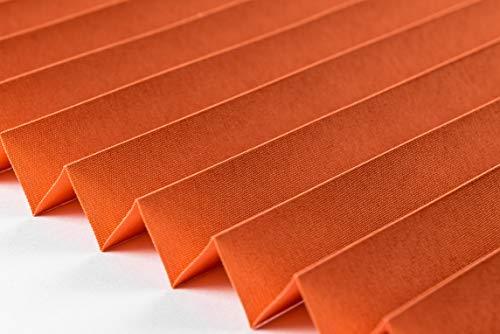 Plissee Orange HOME-VISION - 5