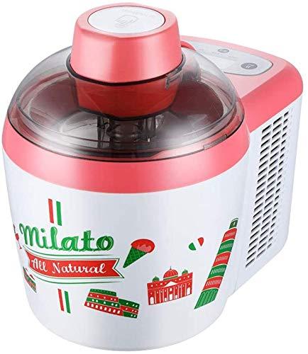 Find Bargain J & J Ice Cream Maker, Versatility 220v Homemade Automatic Hard Soft Delicious Ice Crea...