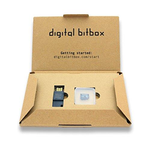 Digital Bitbox DBB1707 Cartera de Hardware de criptomonedas