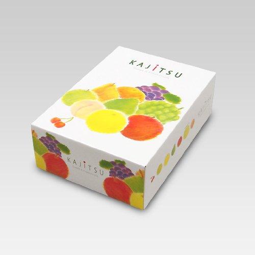 【メーカー直送品のため代引不可】パレット ミニ 50セット (フルーツ用 果物用 ギフトボックス ギフト箱 贈答用 箱)