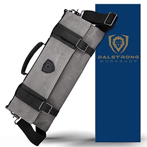 Dalstrong - Rollo de cuchillo Nomad – Lona resistente de 12 oz...