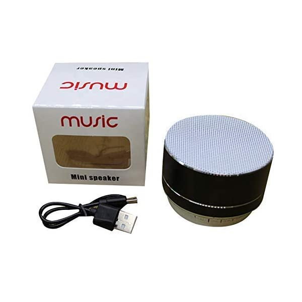Portable Bluetooth Wireless Speaker Great for Travel 5